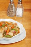 Chicken Stew With Salt And Pepper Stock Images