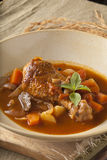 Chicken stewed Royalty Free Stock Image