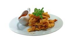 Chicken sticks Royalty Free Stock Image