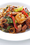 Chicken Stir Fry Royalty Free Stock Photography