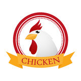 Chicken Symbol Stock Photos