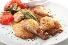 Chicken Tabaka Royalty Free Stock Photography