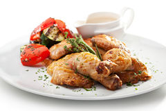 Chicken Tabaka Stock Images