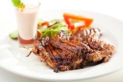 Chicken Tabaka Stock Image