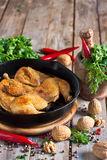 Chicken tabaka Stock Photos