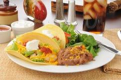Free Chicken Tacos Stock Photos - 27356063