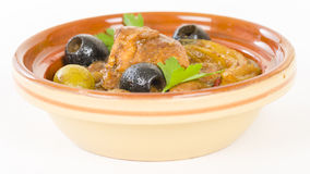 Chicken Tagine Royalty Free Stock Photo