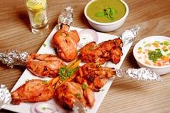 Chicken Tandoori Royalty Free Stock Image