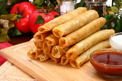 Free Chicken Taquitos Stock Images - 5172324