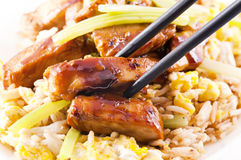 Chicken Teriyaki Stock Photos