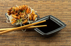 Chicken Teriyaki Royalty Free Stock Images