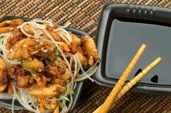 Chicken Teriyaki Stock Image