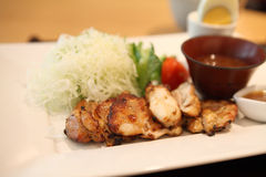 Chicken teriyaki Stock Images