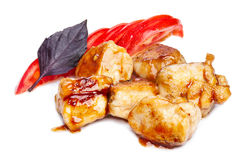 Chicken teriyaki Royalty Free Stock Images