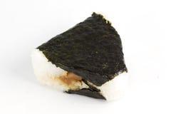 Chicken Teriyaki Onigiri Stock Image
