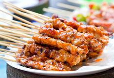 Chicken Teriyaki. Stock Photography