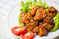 Chicken Teriyaki Royalty Free Stock Image