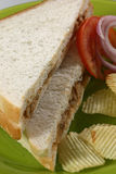 Chicken tex max Sandwich Royalty Free Stock Images