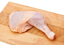 Chicken Thigh Royalty Free Stock Photography