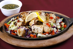 Chicken tikka Stock Images