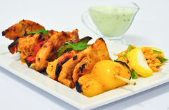 Free Chicken Tikka Stock Images - 17570194
