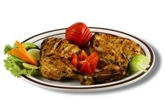 Chicken tikka Royalty Free Stock Photo