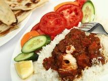 Chicken tikka masala Stock Photo