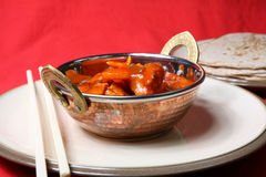 Chicken Tikka Masala Stock Photos