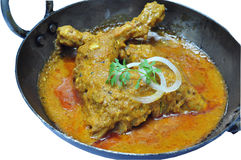 Chicken Tikka Masala Stock Images