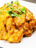 Chicken tikka masala Royalty Free Stock Image
