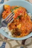 Chicken Tikka Masala Stock Photos