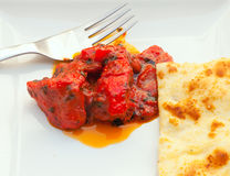 Chicken Tikka Masala Royalty Free Stock Photo