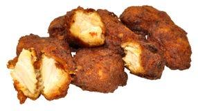 Chicken Tikka Pakoras Stock Image