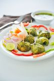 Chicken tikka Royalty Free Stock Image
