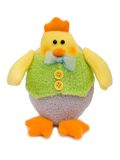 Chicken (toy) Stock Images
