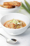 Chicken and veggie stew Royalty Free Stock Photo