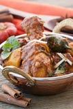 Chicken Vindaloo Stock Photo
