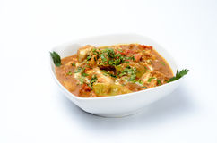 Chicken Vindaloo Stock Image