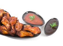 Chicken Wing Niblettes Royalty Free Stock Image