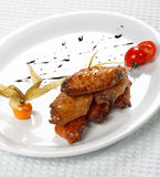 Chicken wings Royalty Free Stock Images