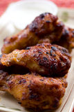 Chicken wings Stock Photography