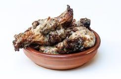Chicken wings Stock Photos