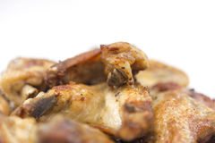 Chicken wings hill Stock Photos