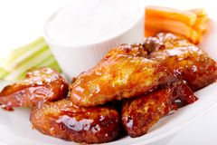 Chicken wings Stock Image