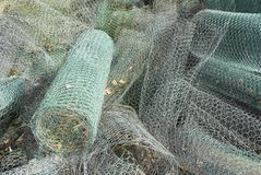 Chicken Wire Stock Images