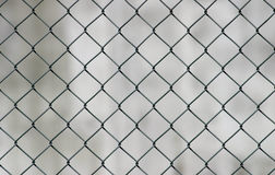 Chicken-Wire Background. Close-Up of Chicken Wire Fencing, plastic covered royalty free stock photos