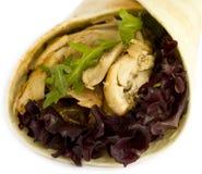 Chicken wrap Stock Photos