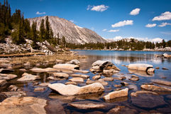Chickenfoot Lake Royalty Free Stock Photos