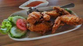 Chickenfried стоковое изображение rf