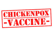 CHICKENPOX VACCINE Royalty Free Stock Photos